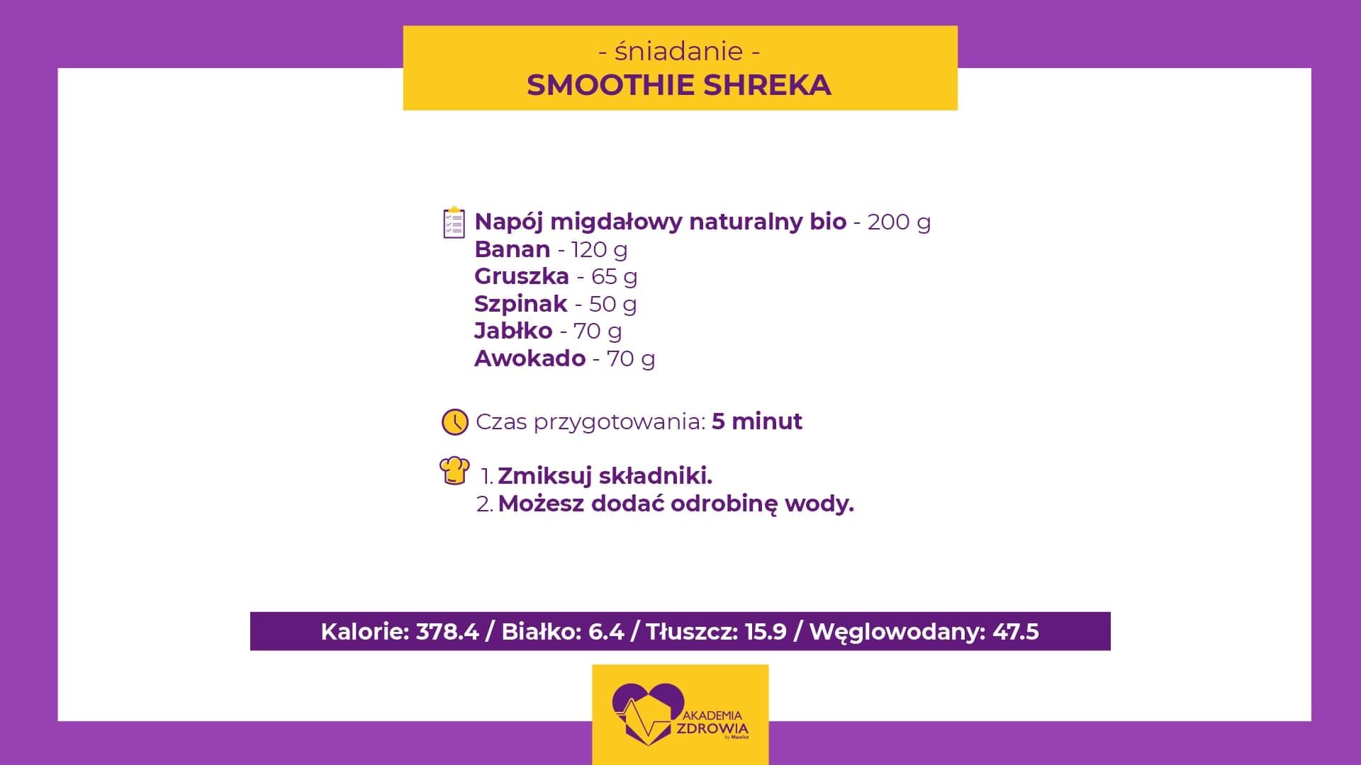Smoothie Shreka
